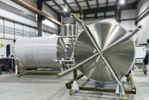 Desbro Engineering milk storage and processing