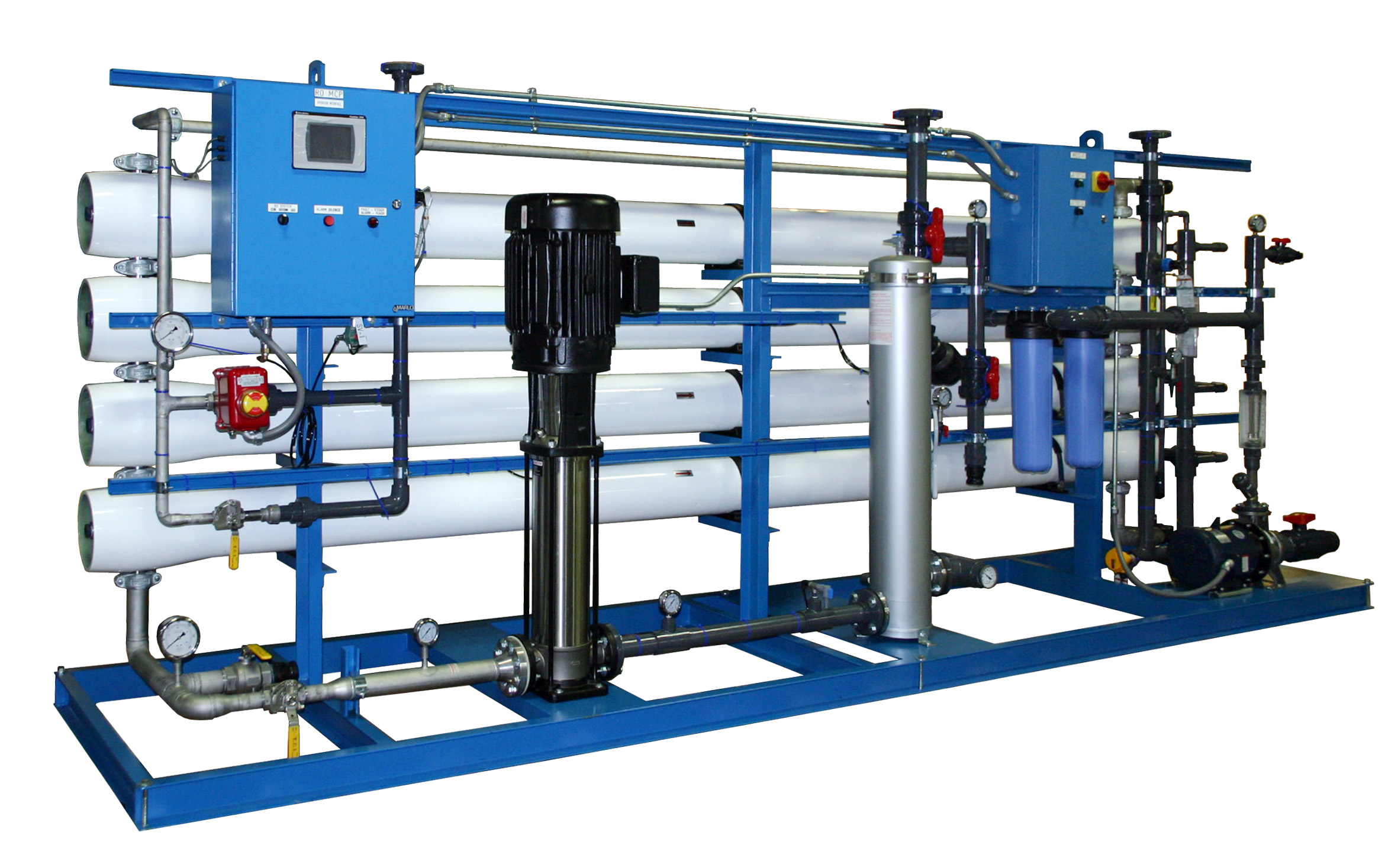 Desbro Engineering water purification